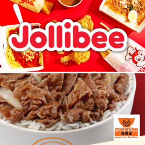 jollibee and yoshinoya