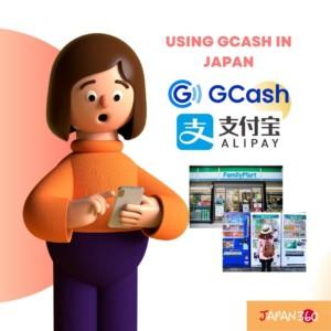 GCash in Japan