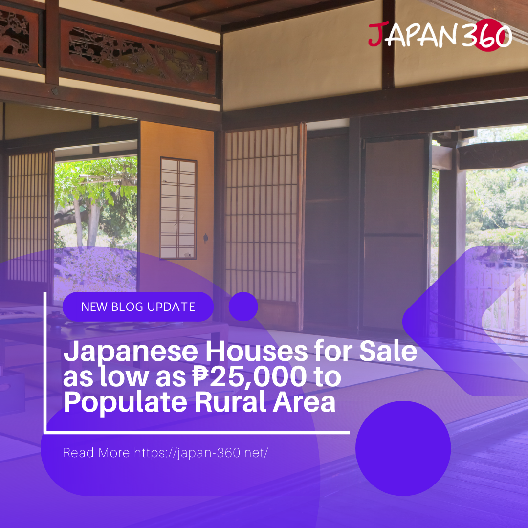 Japanese Houses for Sale